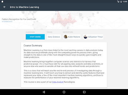 Udacity – Lifelong Learning 9