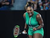 Serena Williams stuurt Simona Halep huiswaarts op Australian Open