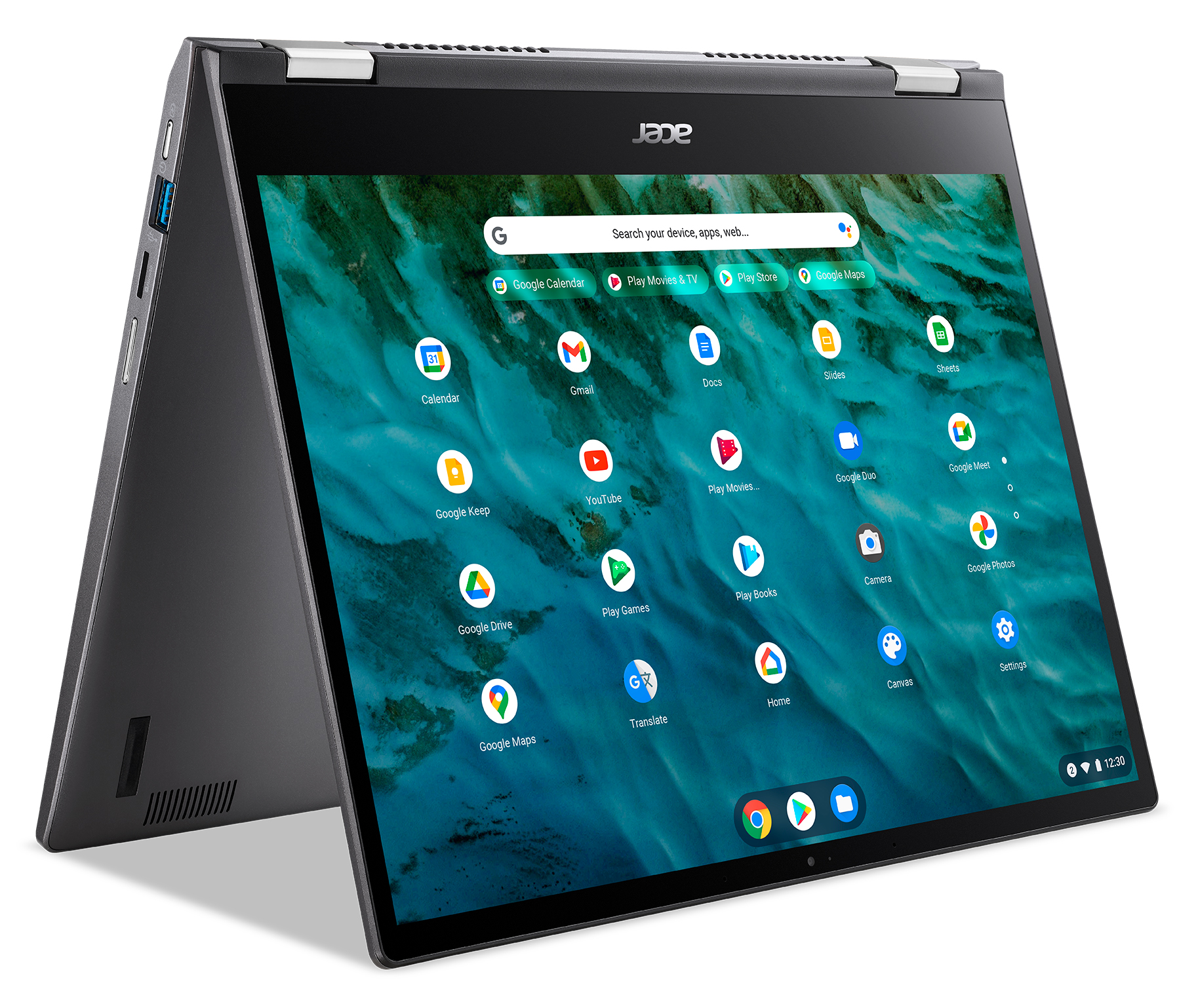 Acer Chromebook Spin 713 - photo 7