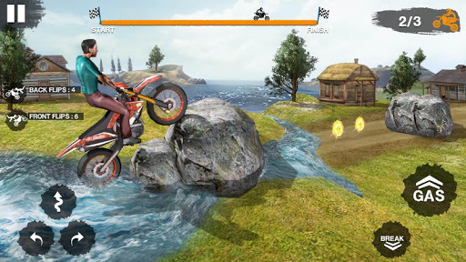 Stunt Bike Racer 2018 1.1 screenshots 2
