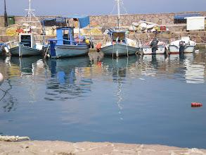 Photo: Harbour Village on Lesvos