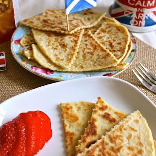Scottish Tattie potato scones