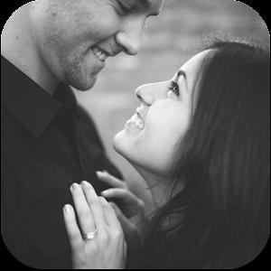 تحميل صور رومانسية ابيض و اسود للموبايل Apk