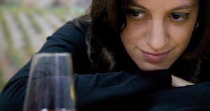 Cristina Calvache, enóloga de Bodegas Viñas Altas.