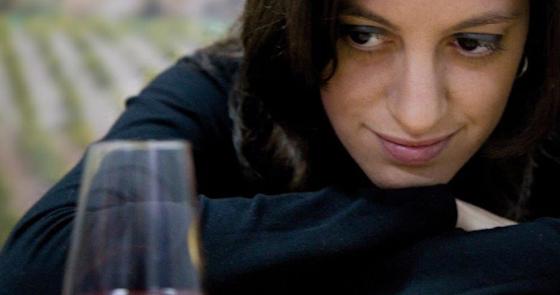 """Cristina Calvache: """"Solo extraigo el alma de mi tierra y la transformo en vino"""""""