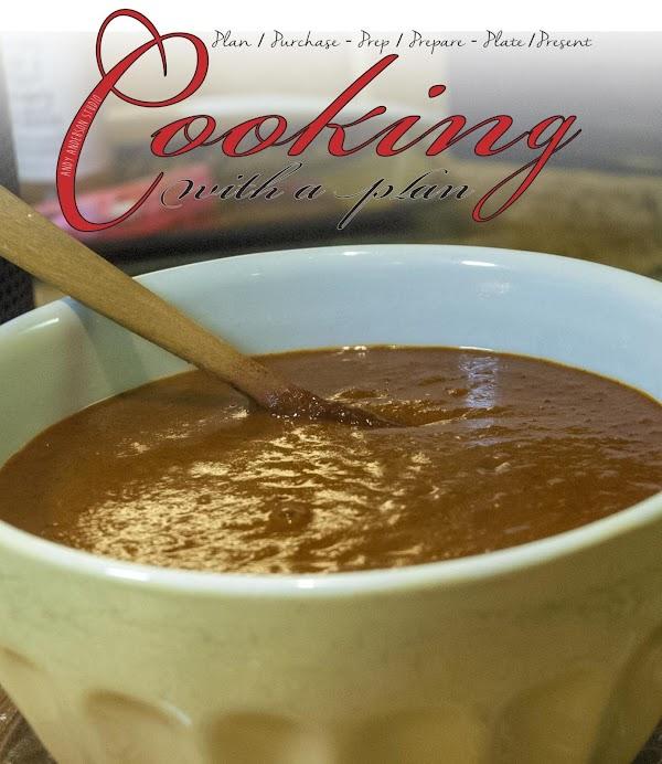 Amazing Mexican Enchilada Red Sauce Recipe