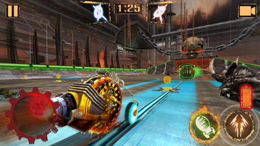 Rocket Car Ball  screenshots 2