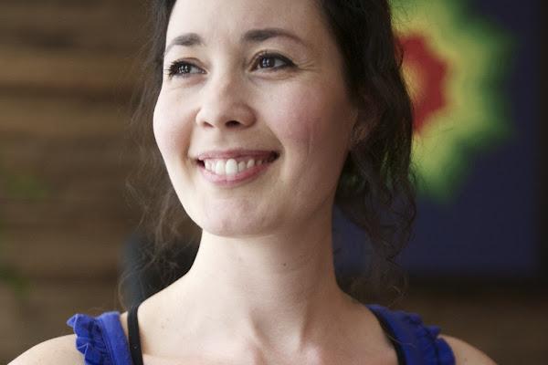 Josi Anne Farley, professeur de yoga