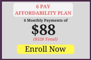 Menopause University Affordability Plan