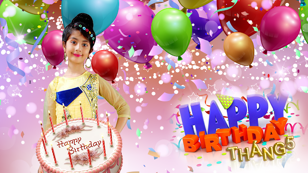 Download Birthday Photo Frames Editor by Global Creative Apps APK ...