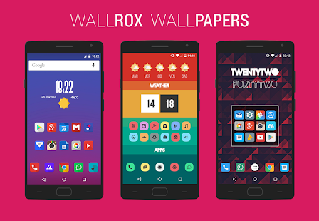 Wallrox Wallpapers 🔥- screenshot thumbnail