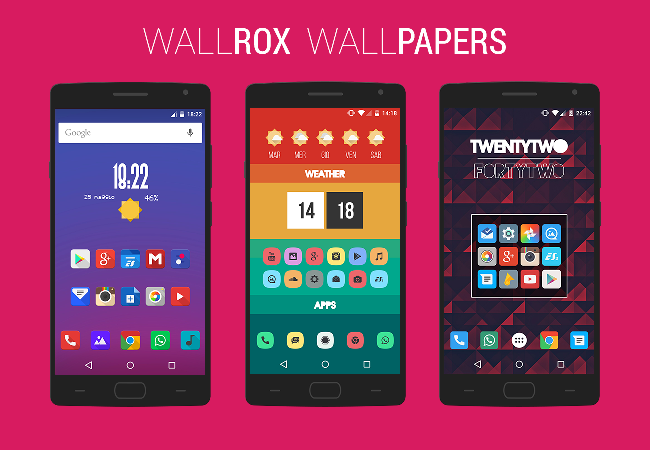 Wallrox Wallpapers 🔥- screenshot