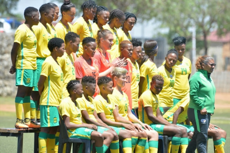 A general view during the South African womens national soccer team media open day at Nike Football Training Centre, Soweto on October 18, 2017 in Johannesburg.