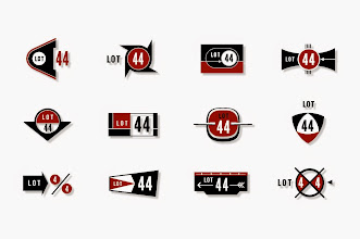 Photo: Lot 44 Icon Design board