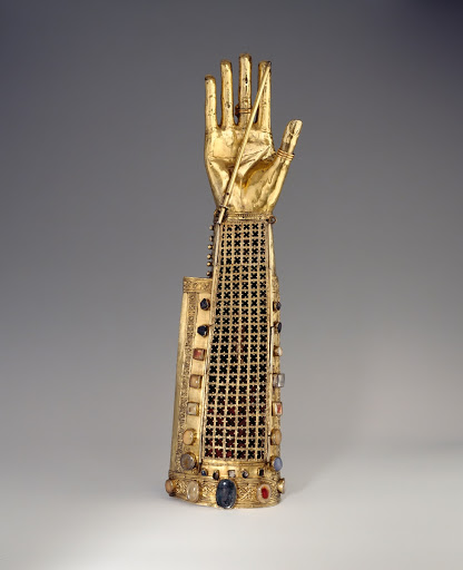 Arm Reliquary of St George from the Guelph Treasure