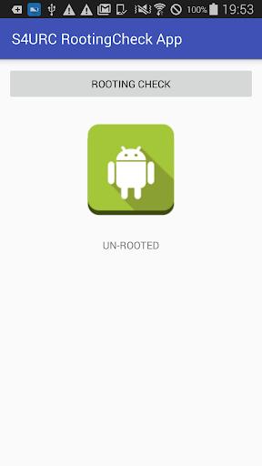 S4URC Advanced Root Checker  screenshots 1