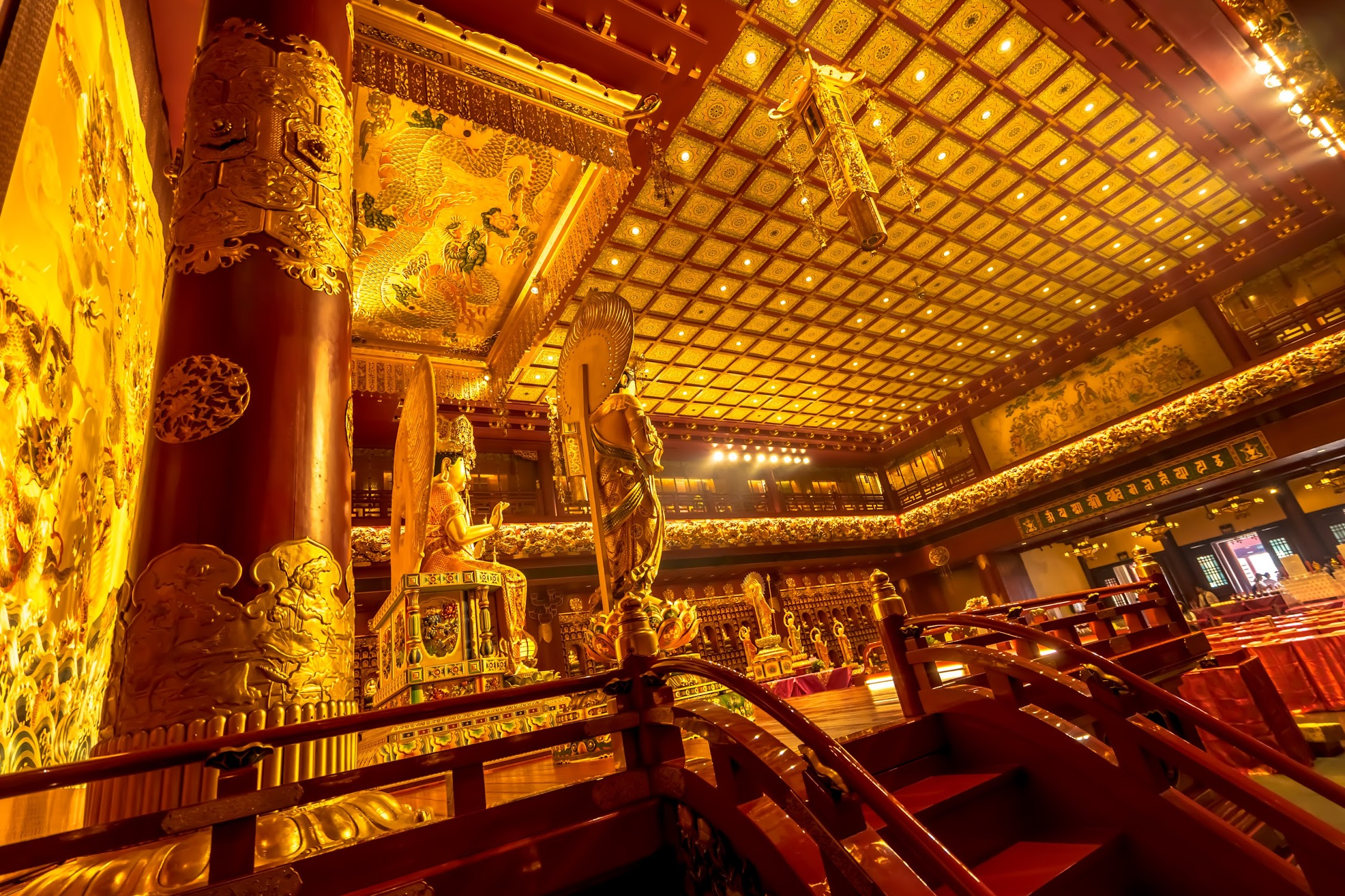 Singapore Buddha Tooth Relic Temple and Museum3