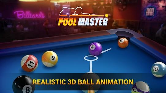 Pool Master 1