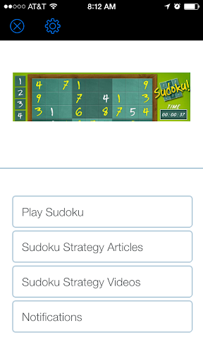 Sudoku For Kids Strategy Game