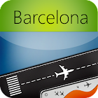 Barcelona Airport (BCN) Radar Flight Tracker icon
