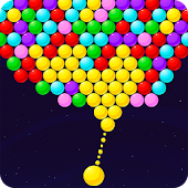 Space Odyssey Bubble Shooter