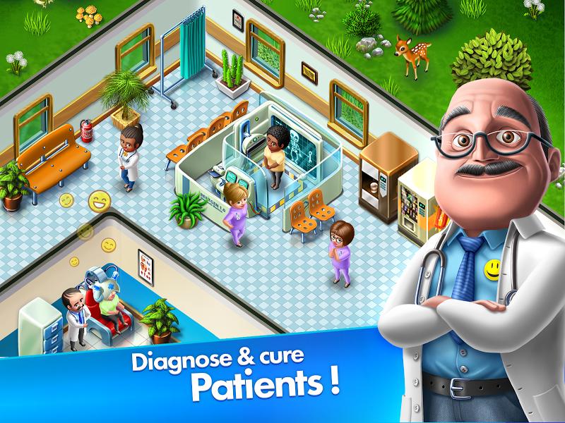My Hospital: Build. Farm. Heal Screenshot 6