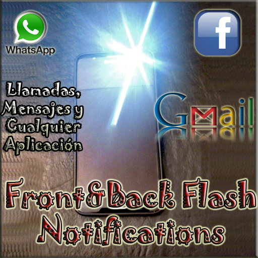Front&Back Flash Notifications 38.0 screenshots 1
