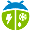 Wetter von WeatherBug