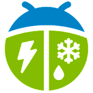 Weather by WeatherBug: Real Time Forecast & Alerts APK icon