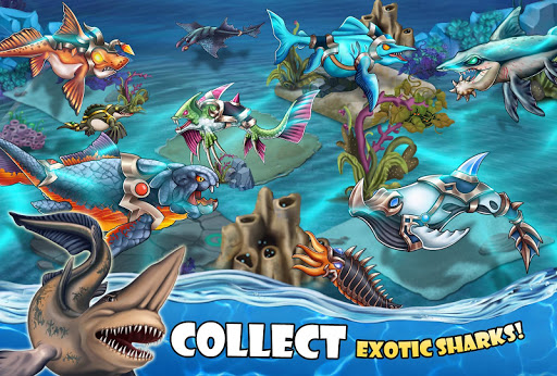 Sea Monster City  screenshots 12