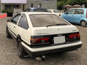 スプリンタートレノ AE86 GT-APEXのカスタム事例画像 イチDさんの2020年07月05日11:07の投稿