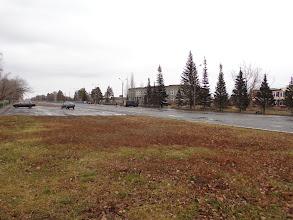 Photo: Центр села, 5 декабря 2012 года