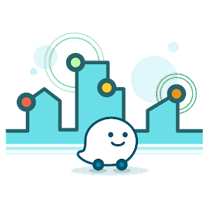 Waze for cities Logo