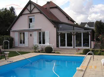 maison à Schlierbach (68)