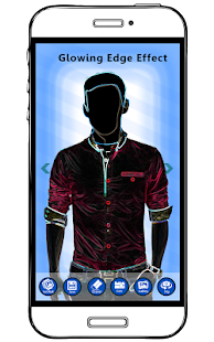 Men Shirt Photo Montage : Man Shirt Photo Editor - náhled