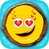 Emoji Cookie Maker Game! Bakery Cooking Chef