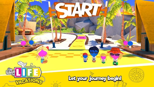 THE GAME OF LIFE Vacations 0.1.4 APK with Mod + Data 1