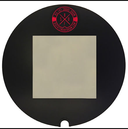 """14"""" Big Fat Snare Drum - Medford Square Topper"""