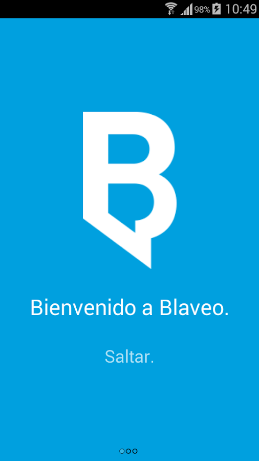 Blaveo- screenshot