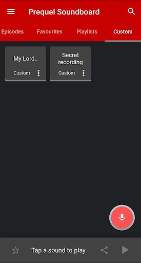 Star Wars Prequel Soundboard screenshot 4