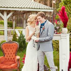 Wedding photographer Oksana Nazarchuk (aprilante). Photo of 02.07.2015