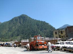 Photo: On the way to Gangotri - in Uttarkashi