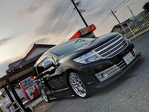 エルグランド PNE52 Rider V6のカスタム事例画像 こうちゃん☆Riderさんの2020年08月22日18:54の投稿