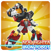 Real Tobot Iron Fighter