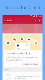 Scanbot - PDF Document Scanner Screenshot 3
