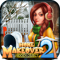 Hidden Object Home Makeover 2 icon
