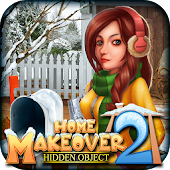 Hidden Object Home Makeover 2 - Home Renovation