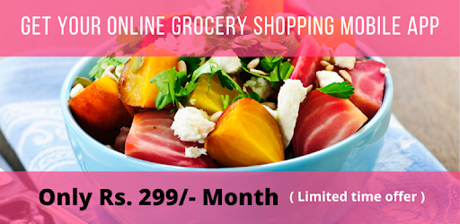 E-Shop - Online Grocery Shopping APK 0