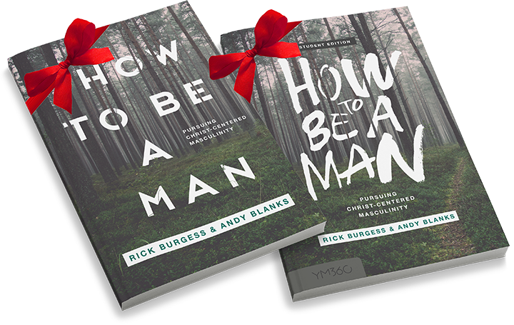 Grab the How to Be a Man bundle and enjoy the journey together.