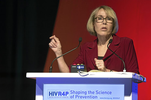 In with the new: Prof Helen Rees, chairwoman of the Medicines Control Council, will take the same position at the 15-member South African Health Products Regulatory Authority, the agency that will replace the council. Picture: TREVOR SAMSON.